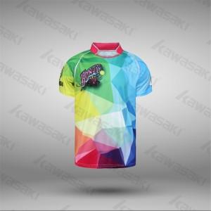 Custom indoor rugby jerseys