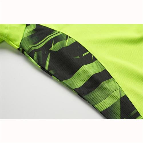 Women Fluorescent green moisture wicking T-shirt