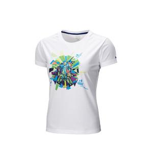 Female sublimated Tee shirt