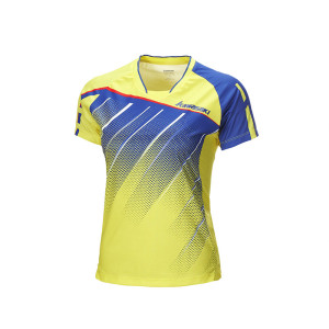 Kawasaki brand quality women badminton & tennis shirt