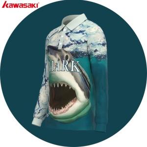 sea fish 5xl blank fishing jerseys wholesale