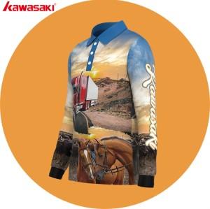 OEM china fishing jerseys factory