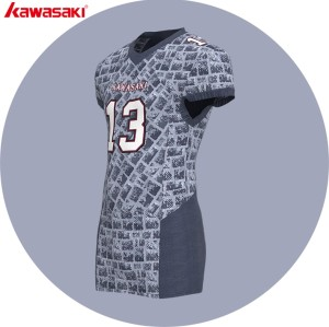 China manufacturer full sublimated american football jersey dropshipping