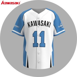 Woman plain authentic baseball jersey for sale