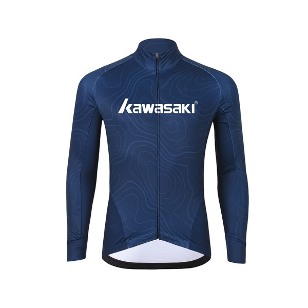 Cycling jersey with Long sleeves