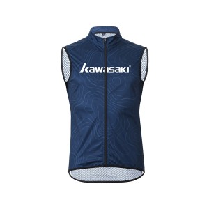 Cycling singlet sleeveless
