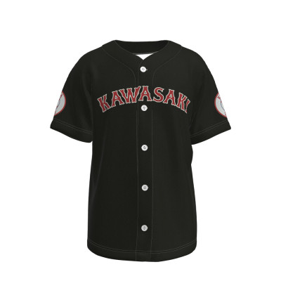 Tackle twill fashion baseball jersey