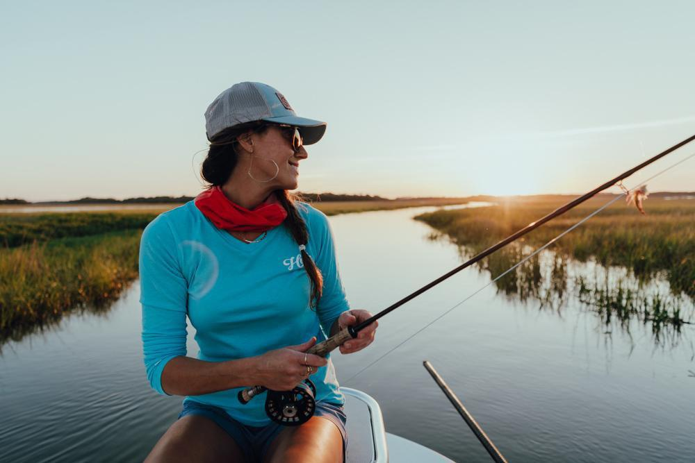 the method of choosing suitable fishing clothes in summer
