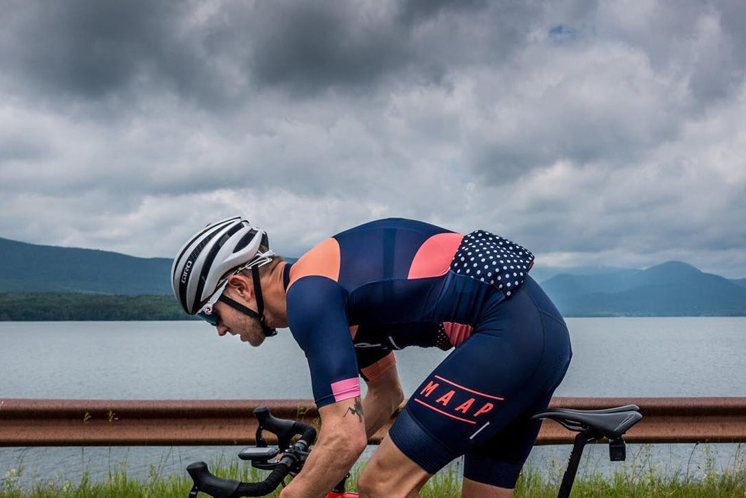 the four specific functions of a cycling jersey