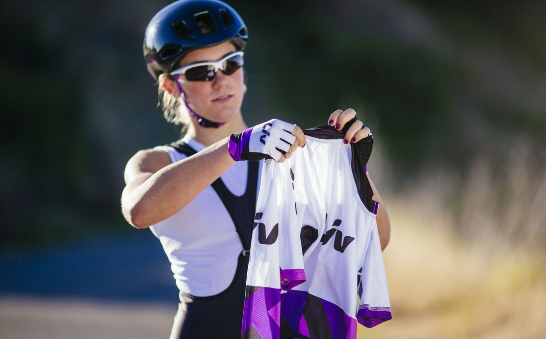 the correct way to clean cycling clothes