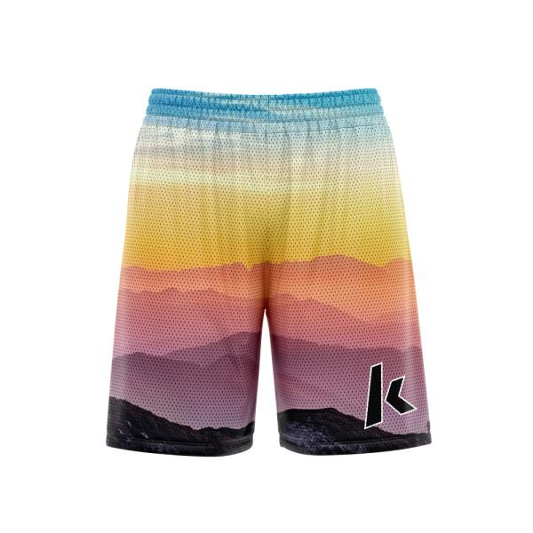 New design popular custom mesh shorts
