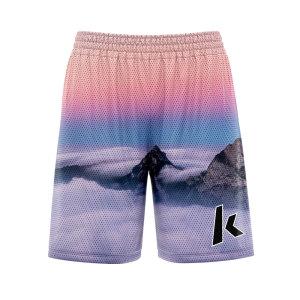Wholesale custom mesh shorts sportswear basketball shorts