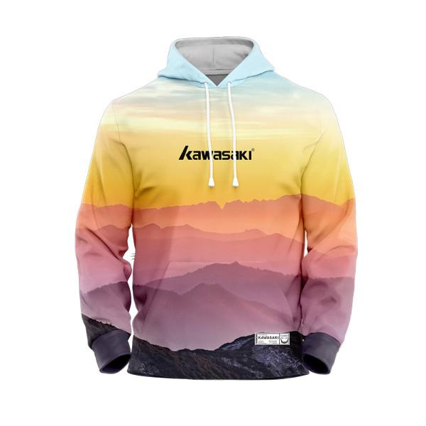 Men's private label oversize hoodies custom tie dye hoodie