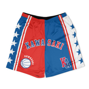 Outdoor Basketball Men's Shorts Custom Mesh Shorts