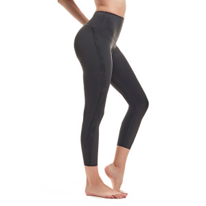 New in Fashion Quick Dry Custom Gym Clothing Yoga Pants Leggings for Fitness Sports