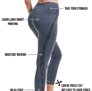 Comfortable Custom Tight Yoga Leggings Fitness Sport Workout Pants