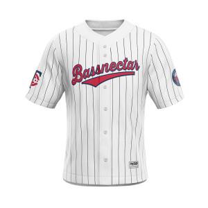 Custom team street wear blank baseball jersey Baseball & Softball Wear