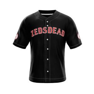 Custom Design Team Jerseys Softball Wear Sublimation Printing 100% Polyester Embroidered Baseball Jerseys