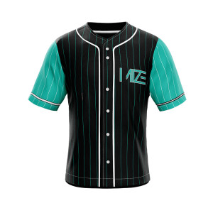 Stitched Custom Sublimation Baseball Jersey Custom Design and Logo Top Quality Embroidery Baseball Wear