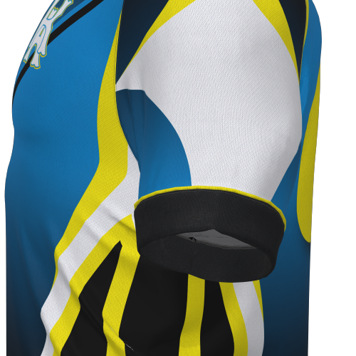 Speed rugby union jersey