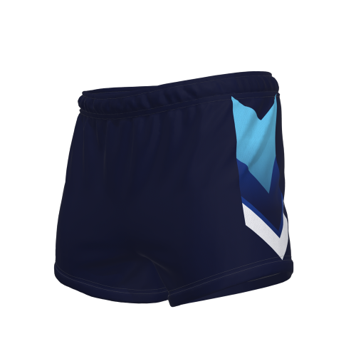 custom union rugby shorts