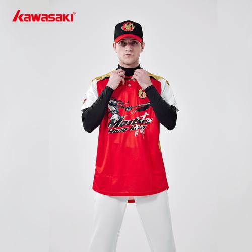 Custom Red Baseball T-shirts
