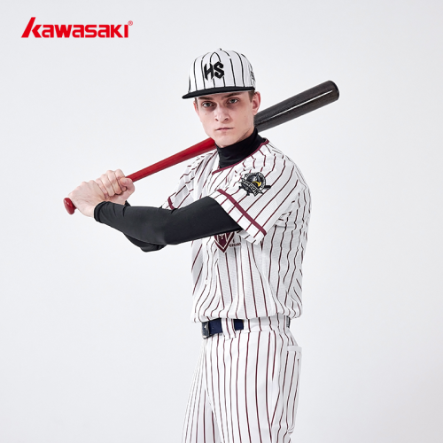 Custom  Baseball Striped T-shirts