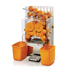 Commercial automatic orange juicer machine