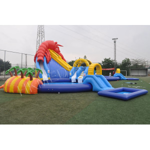 Lobster slides