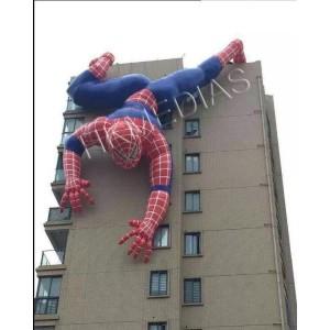 Infatable  Spider-Man Cartoon