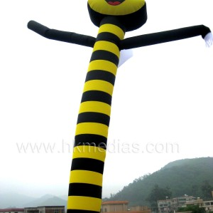 Inflatable Bee Shape Air dancers