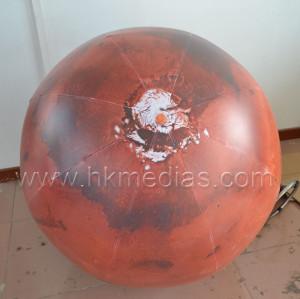 Inflatable Mars ballloon
