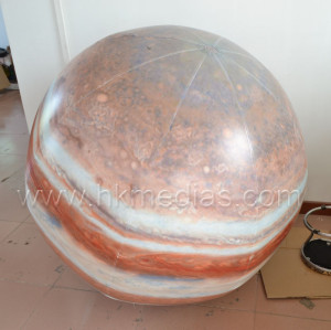 Inflatable Jupiter balloon