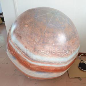 Inflatable Jupiter balloon