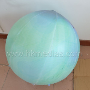 Inflatable Uranus balloon