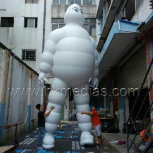 Inflatable Michelin Parade Floats Balloon