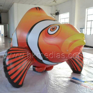 Inflatable Clown fish