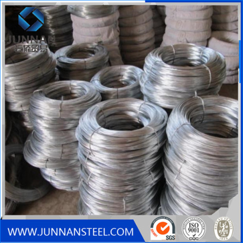 Hot dip galvanized competitive price gi binding wire