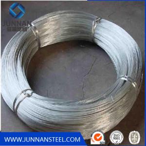 China Manufacturer high hot dip galvanized wire