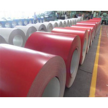 Prepainted galvanzied steel coils/PPGI coils for warehouse construction