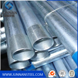 Hebei Tangshan galvanized steel pipe for gas pipe