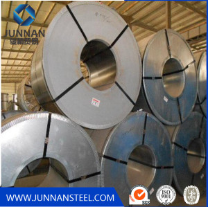 China Hebei Tangshan galvanized steel coil and color coated PPGI for bicycle structures
