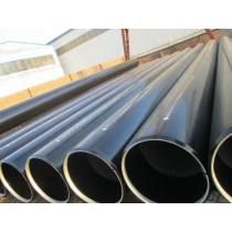 Hebei Tangshan spiral welded steel pipe for Gas pipe