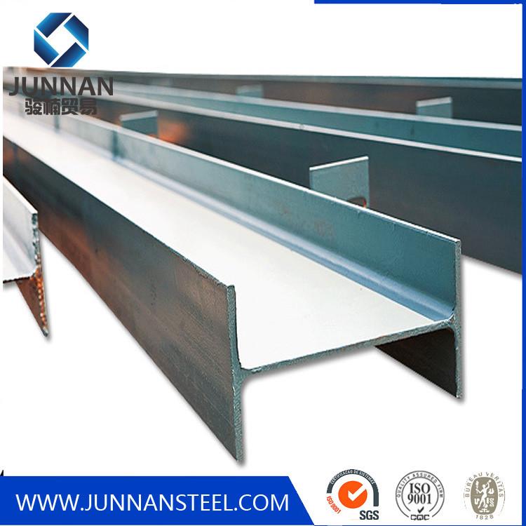 JINXI Brand wide flange H steel beam price list and ...