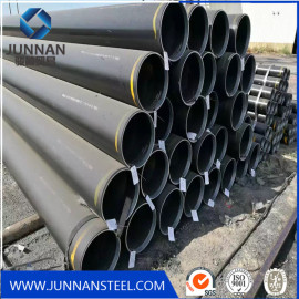 ASTM A106B hot rolled Seamless carbon mild steel pipe