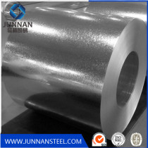hot galvanized steel coil/GI coil with regular spangle/big spangle