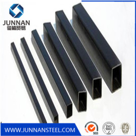High quality low carbon steel square pipe rectangular tubes