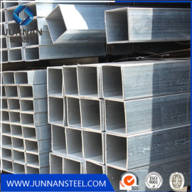 Carbon Mild steel Square/rectangular pipe used for construction structure,pipe weight