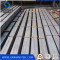 China supplier low price q235 ss400 s235jr ms flat bar