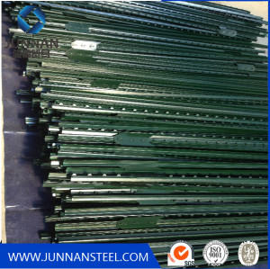 China best selling Y steel fence post  for gardens